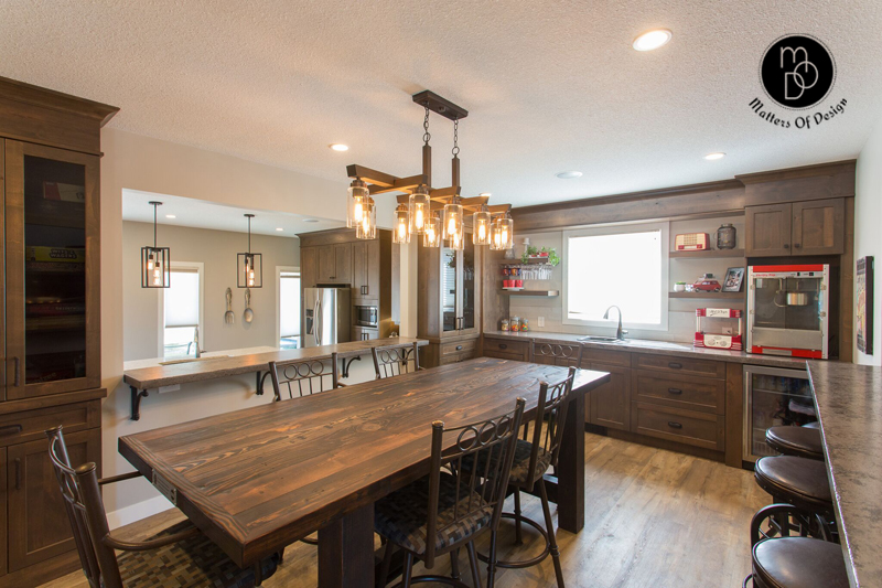 South Barrington Dining Room Project: South Side Home Renovation